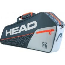 RAQUETERO DE TENIS HEAD CORE 3R PRO