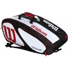RAQUETERO DE TENIS WILSON TEAM 12 LIMITED EDITION