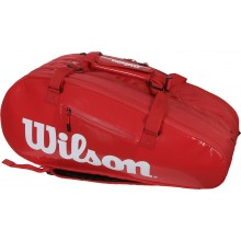 RAQUETERO WILSON SUPER TOUR INFRARED 3 COMP