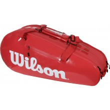 RAQUETERO WILSON SUPER TOUR INFRARED 2 COMP SMALL