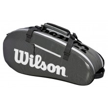 RAQUETERO DE TENIS WILSON SUPER TOUR 2 COMP SMALL