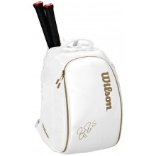 MOCHILA WILSON FEDERER DNA GOLD LONDON