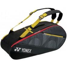 SAC YONEX ACTIVE 82026 NOIR/JAUNE