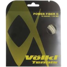 CORDAJE VOLKL POWER-FIBER II (12 METROS)