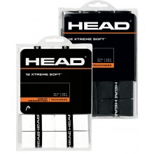 PACK DE 12 SOBREGRIPS HEAD XTREME SOFT