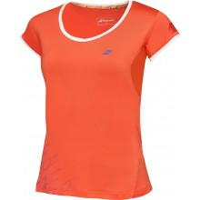 CAMISETA MANGA CORTA BABOLAT PERFORMANCE JUNIOR NIÑA