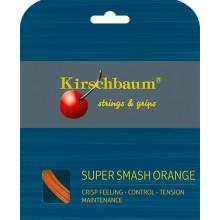 CORDAJE KIRSCHBAUM SUPER SMASH NARANJA (12 METROS)