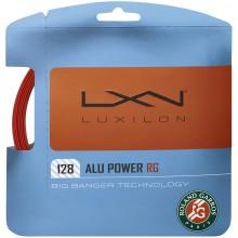 CORDAJE LUXILON BIG BANGER ALU POWER ROLAND GARROS (12 METROS)