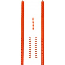 CANUTILLOS NARANJA HEAD RADICAL PRO/MP/REV