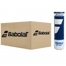CAJA DE 18 BOTES DE 4 PELOTAS BABOLAT TEAM ALL COURT