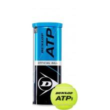 TUBOS DE 3 PELOTAS DUNLOP ATP