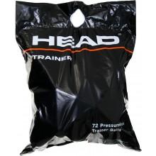 BOLSA DE 72 PELOTAS HEAD TRAINER