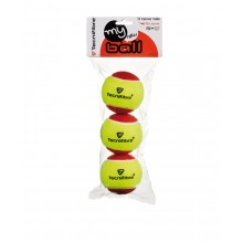 TECNIFIBRE MY NEW BALL BOLSITA DE 3