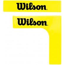 LÍNEAS Y ESQUINAS WILSON (Kit de 12 líneas y 4 esquinas)