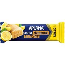BARRA ENERGÍA APURNA - SABOR LIMÓN-ALMENDRA