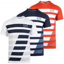 CAMISETA EA7 TENNIS PRO DYNAMIC GRAPHIC