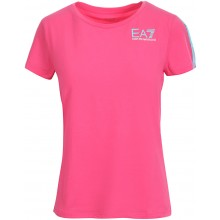 CAMISETA EA7 MUJER TRAINING DYNAMIC ATHLETE NATURAL