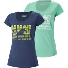 CAMISETA BABOLAT MUJER EXERCISE MESSAGE