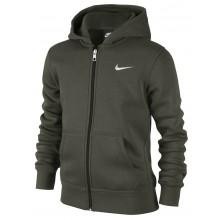 CHAQUETA NIKE JUNIOR FLEECE CON CREMALLERA