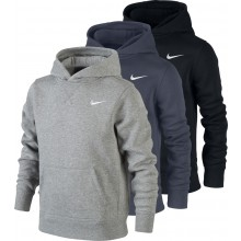 SUDADERA NIKE JUNIOR CON CAPUCHA YA76 BRUSHED FLEECE