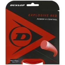 CORDAJE DUNLOP EXPLOSIVE RED