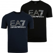 CAMISETA EA7 TRAIN LOGO SERIES HOLOGRAPHIC