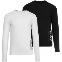 CAMISETA EA7 TRAINING FUNDAMENTAL VISBILITY