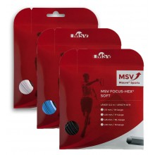 CORDAJE MSV FOCUS-HEX SOFT (12 METROS)