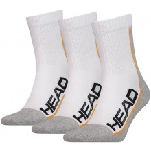 PAQUETE DE 3 PARES DE CALCETINES HEAD PERFORMANCE