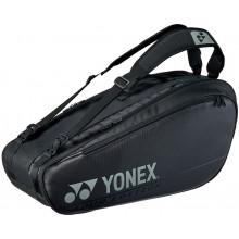 RAQUETERO YONEX PRO 92026 NEGRO