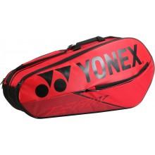 RAQUETERO YONEX TEAM 42026 ROJO