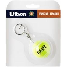 LLAVERO WILSON ROLAND GARROS TENNIS BALL