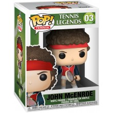 FIGURINE FUNKO POP TENNIS LEGENDS : JOHN MCENROE