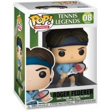 FIGURINE FUNKO POP TENNIS LEGENDS : ROGER FEDERER