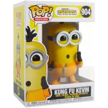 FIGURA FUNKO POP MINIONS 2 : KUNG FU KEVIN