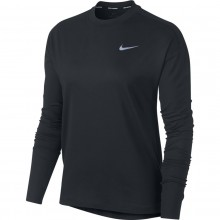 CAMISETA NIKE MUJER ELEMENT MANGAS LARGAS