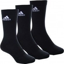3 PARES DE CALCETINES ADIDAS 3S PERFORMANCE CREW