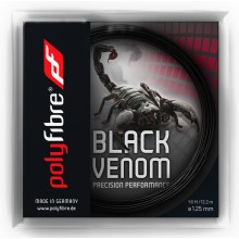 CORDAJE POLYFIBRE BLACK VENOM (12,2 METROS)