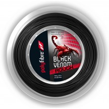 BOBINA POLYFIBRE BLACK VENOM ROUGH (200 METROS)