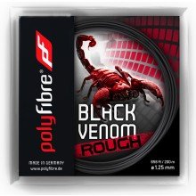 CORDAJE POLYFIBRE BLACK VENOM ROUGH (12,2 METROS)