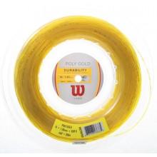 BOBINA WILSON POLY GOLD (200 METROS)