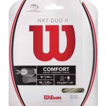 CORDAJE WILSON NXT DUO II