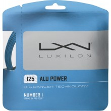 CORDAJE LUXILON BIG BANGER ALU POWER ICE BLUE (12 METROS)