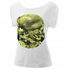 CAMISETA ADIDAS PERFORMANCE BY STELLA MC CARTNEY