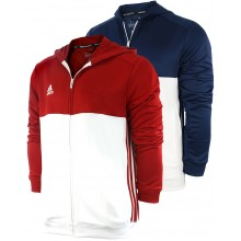 SUDADERA ADIDAS JUNIOR TEAM C/CAPUCHA
