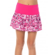 FALDA LUCKY IN LOVE JUNIOR CHROMA PLEAT TIER