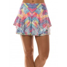 FALDA LUCKY IN LOVE LONG PLAID ABOUT YOU