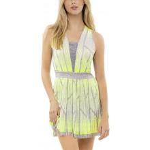 ROBE LUCKY IN LOVE PLEAT WAVE