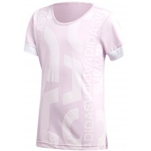 CAMISETA ADIDAS JUNIOR NIÑA ID GRAPHIC