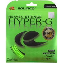 CORDAJE SOLINCO HYPER-G SOFT (12 METROS)